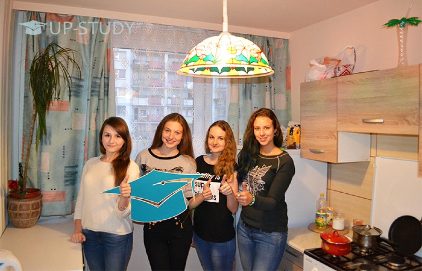 Житло від UP-STUDY у Польщі: відгуки студентів та фото