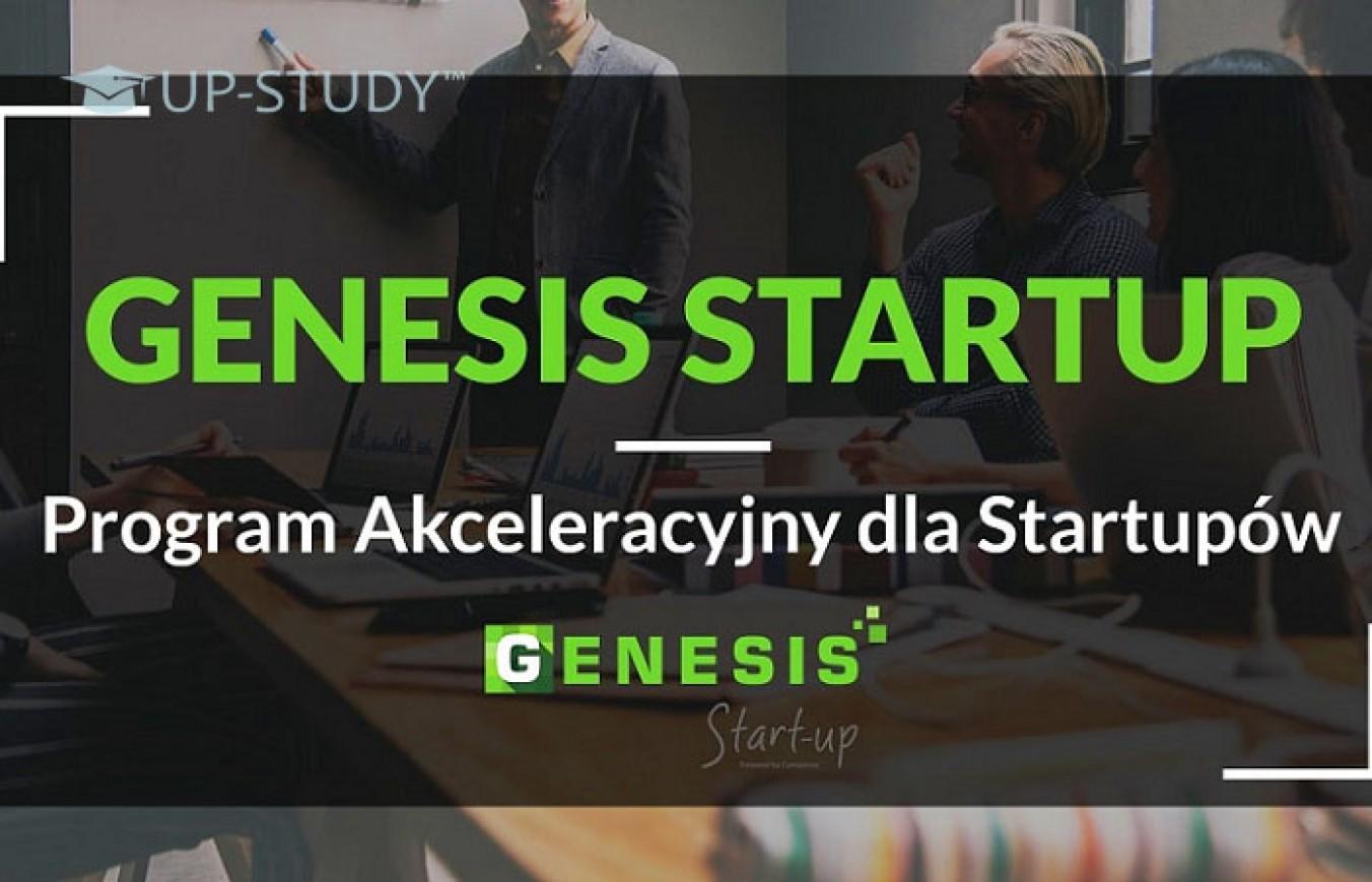 GENESIS Startup — інформація про ініціативу