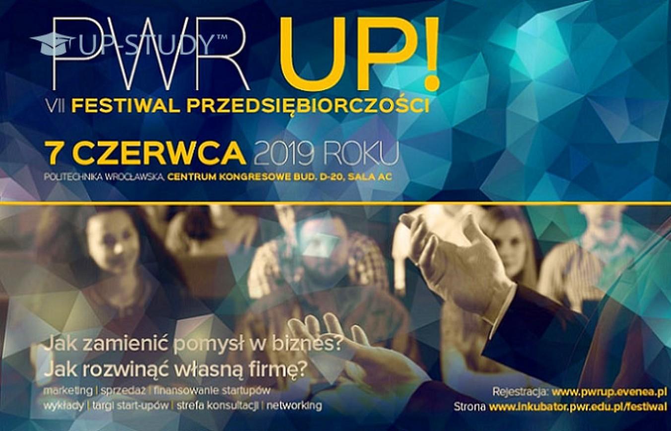 Фестиваль підприємництва PWr UP! 2019 — подробиці події