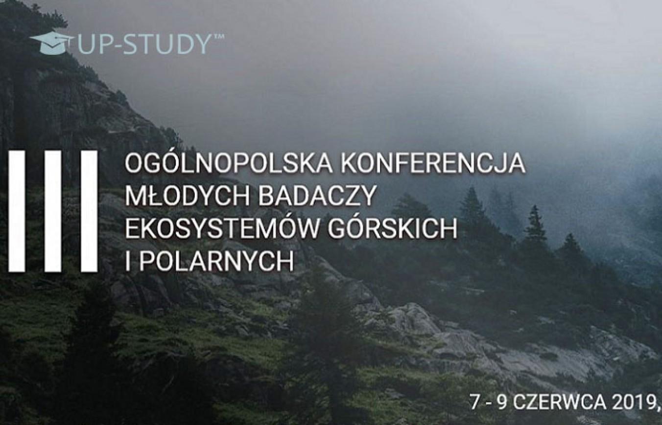 III Національна конференція молодих дослідників гірських та полярних екосистем