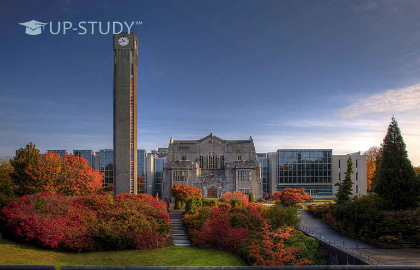 ТОП університетів світу: Університет Британської Колумбії (University of British Columbia). Огляд університету