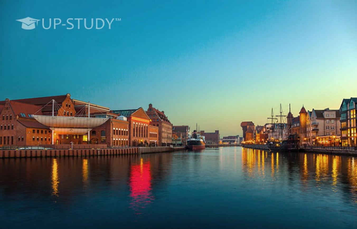 Особливості навчання іноземців у Гданську