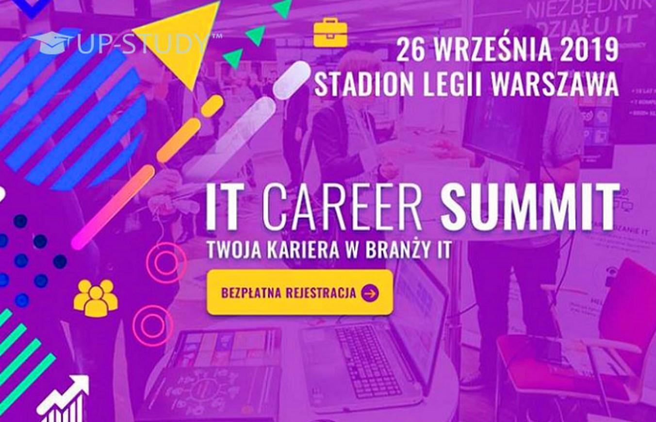 6-й випуск IT Career Summit — наближається ярмарок вакансій у сфері ІТ