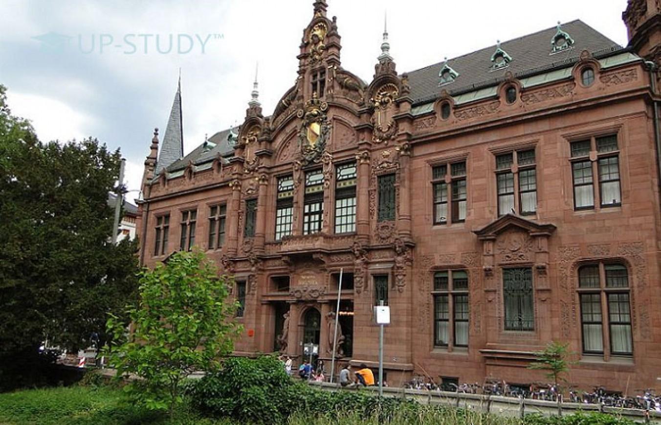 ТОП университетов мира: Университет Рупрехт-Карлс Гейдельберг (Ruprecht-Karls-Universität Heidelberg). Обзор университета