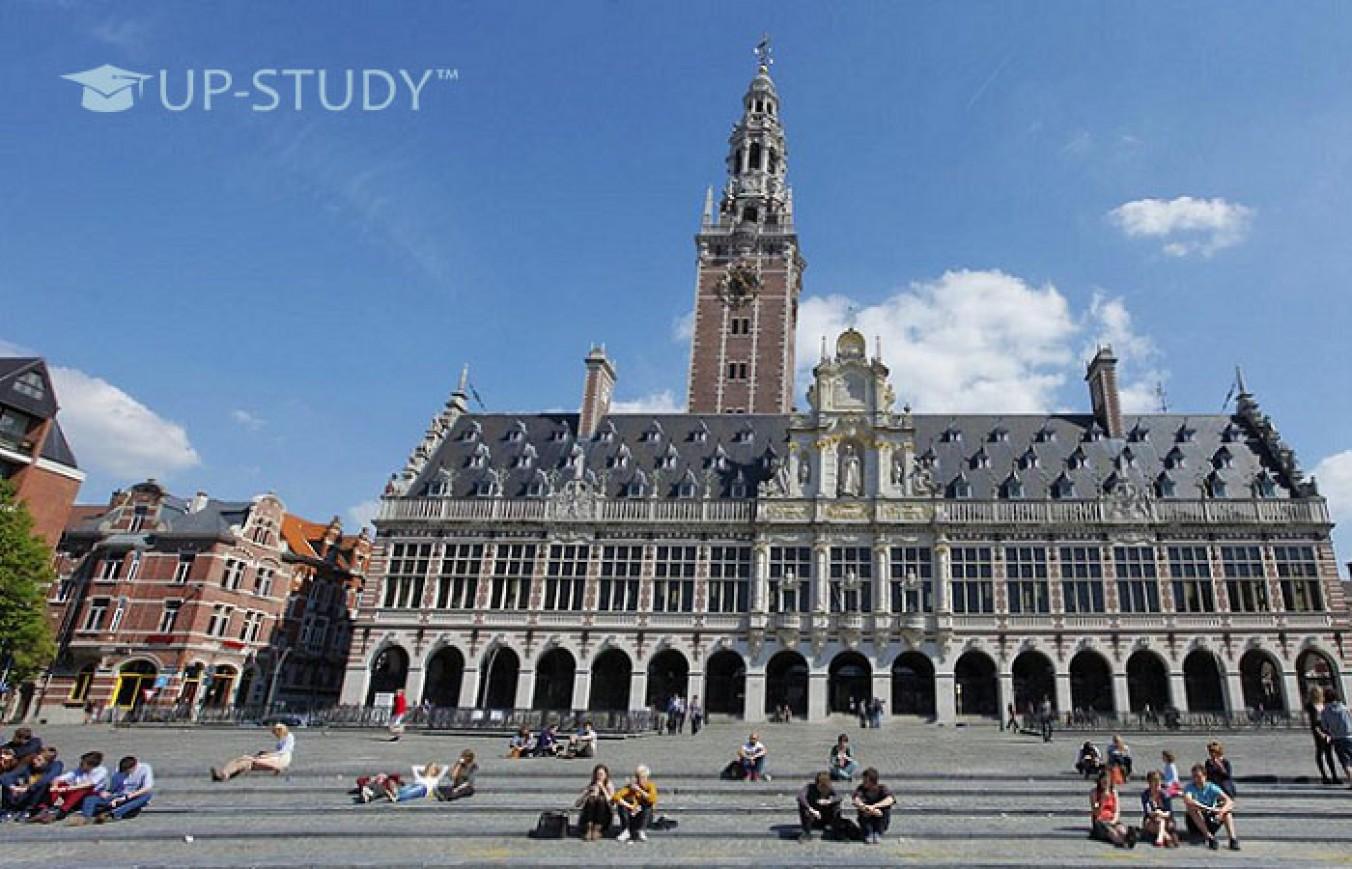 ТОП університетів світу: Льовенський католицький університет (KU Leuven). Огляд університету