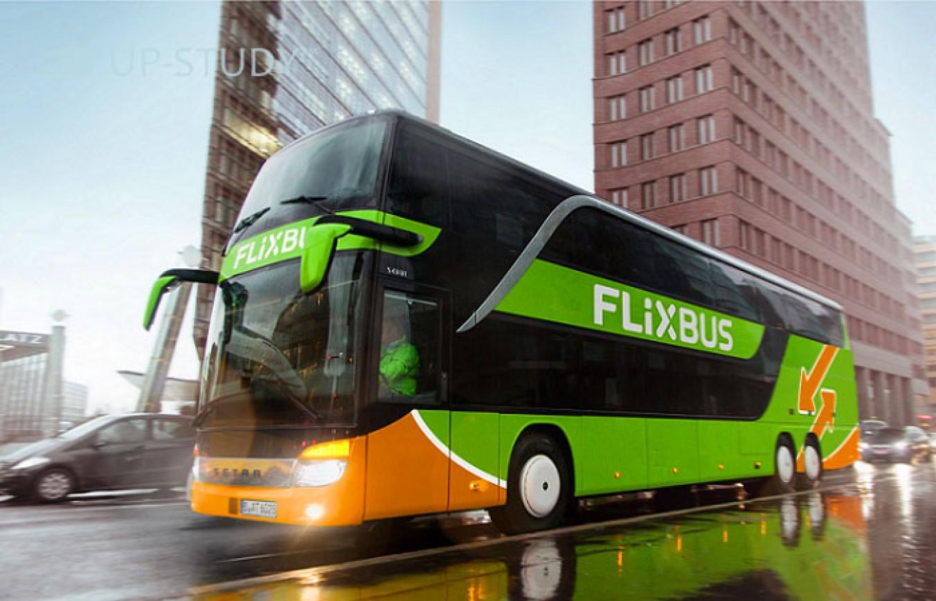 Flixbus — найбільший європейський лоукостер, оголосив про намір запустити рейси в Україні