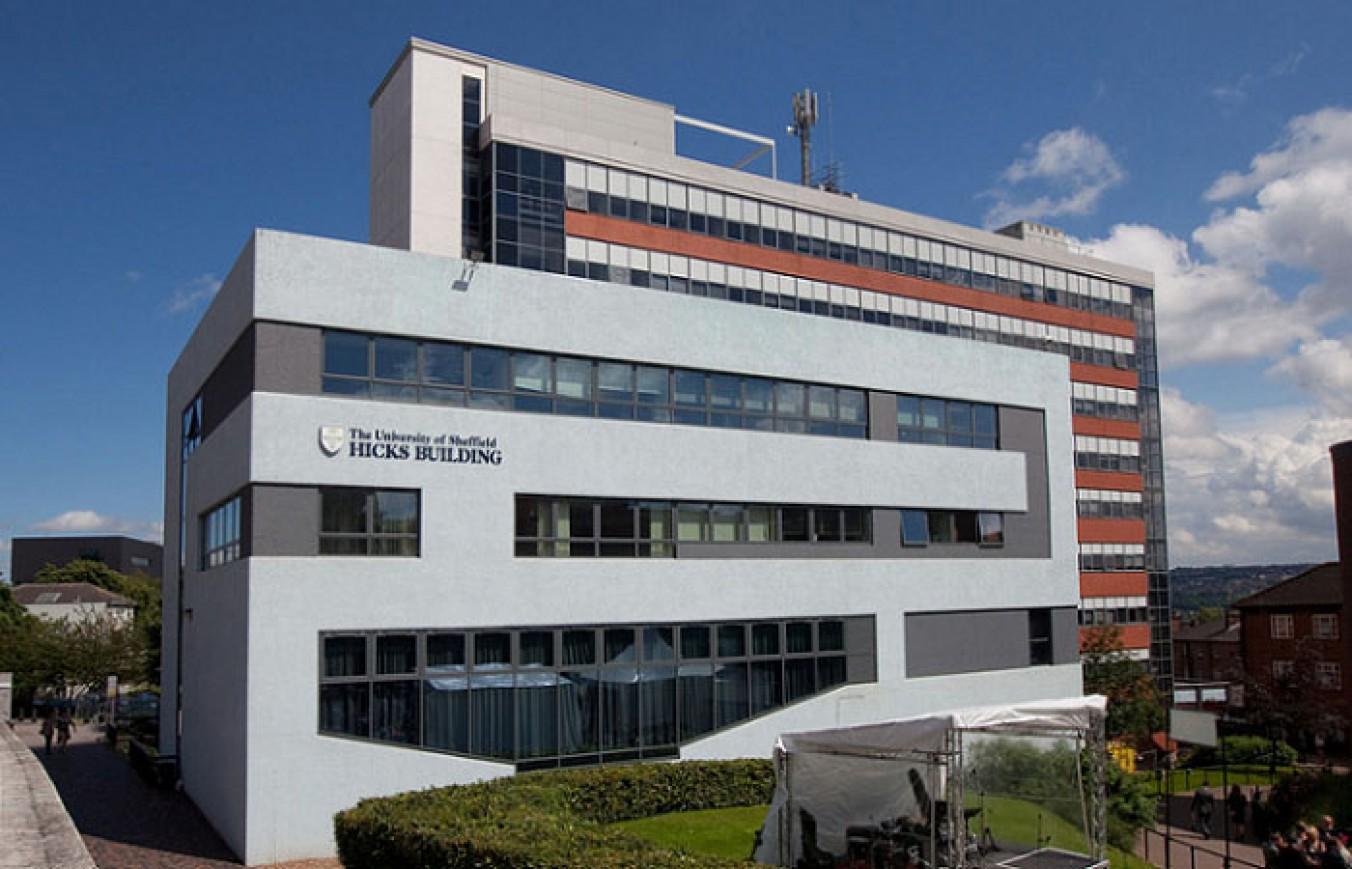ТОП університетів світу: Університет Шеффілда (The University of Sheffield). Огляд університету