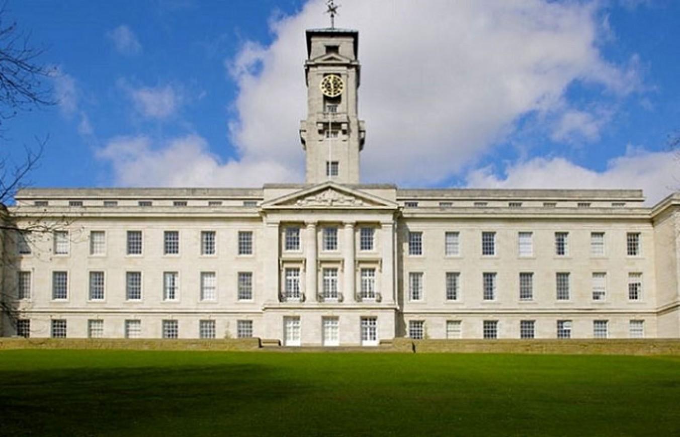 ТОП університетів світу: Університет Ноттінгема (The University of Nottingham). Огляд університету