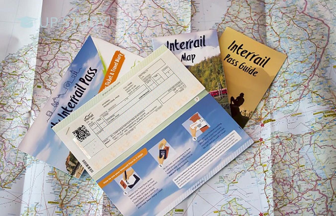 InterRail pass — що це та чим може допомогти польським студентам?