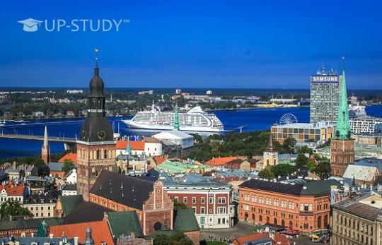 Чи частими гостями є студенти польських університетів у Ризі?
