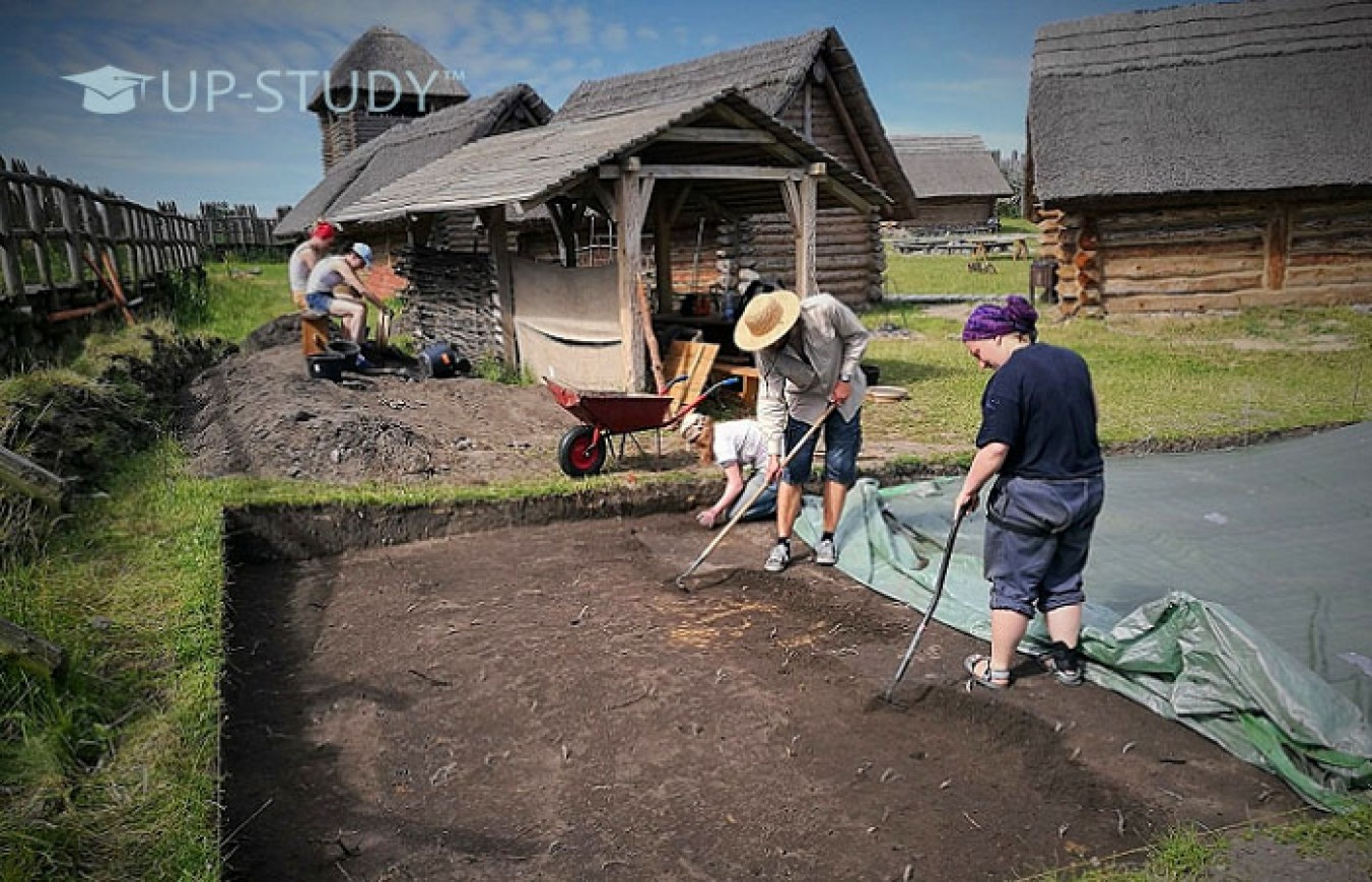 ArchaeoBalt — відкриття спадщини регіону Балтійського моря