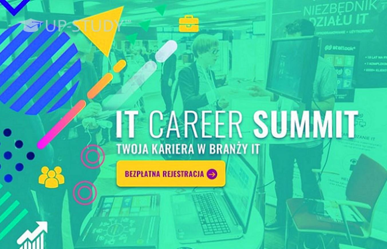 6-й IT Career Summit наближається. Дізнайтеся деталі події