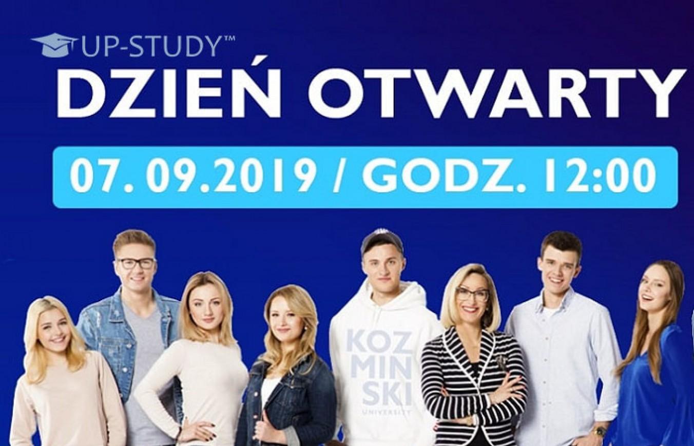 День відкритих дверей в Університеті Леона Козмінського у Варшаві