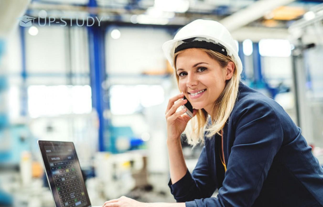Жінка інженер на ринку праці. Де вчитися для отримання технічної спеціальності?