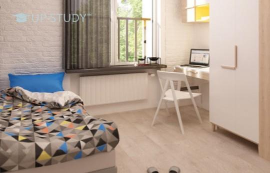 Студентська квартира у Вроцлаві — як виглядає?
