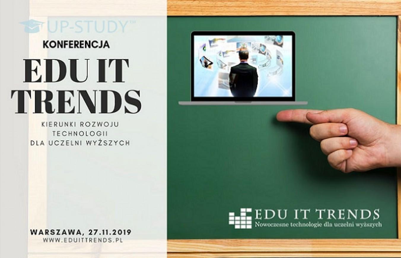 Edu IT Trends 2019 — безкоштовна конференція