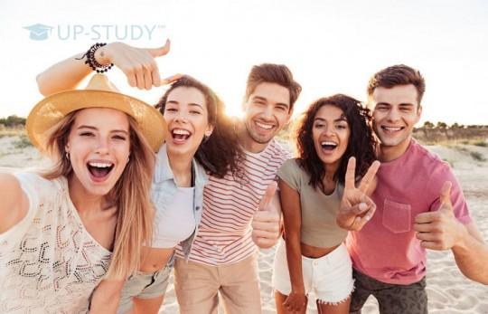 Робота на канікули для студента за кордоном — як поєднати відпочинок та заробіток?