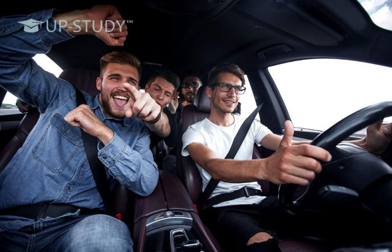Відпустка з друзями? Дізнайтеся, скільки коштує оренда автомобіля у Катовіце?