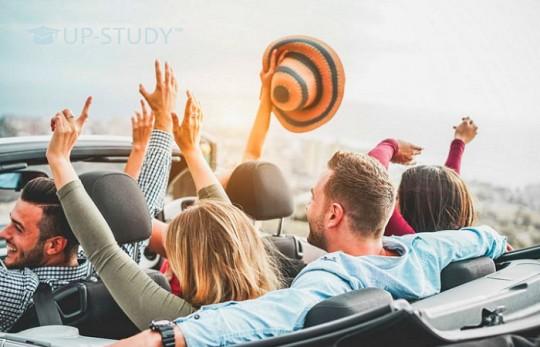 Відпочинок на вихідні з друзями? Скільки коштує оренда автомобіля в Ольштині?