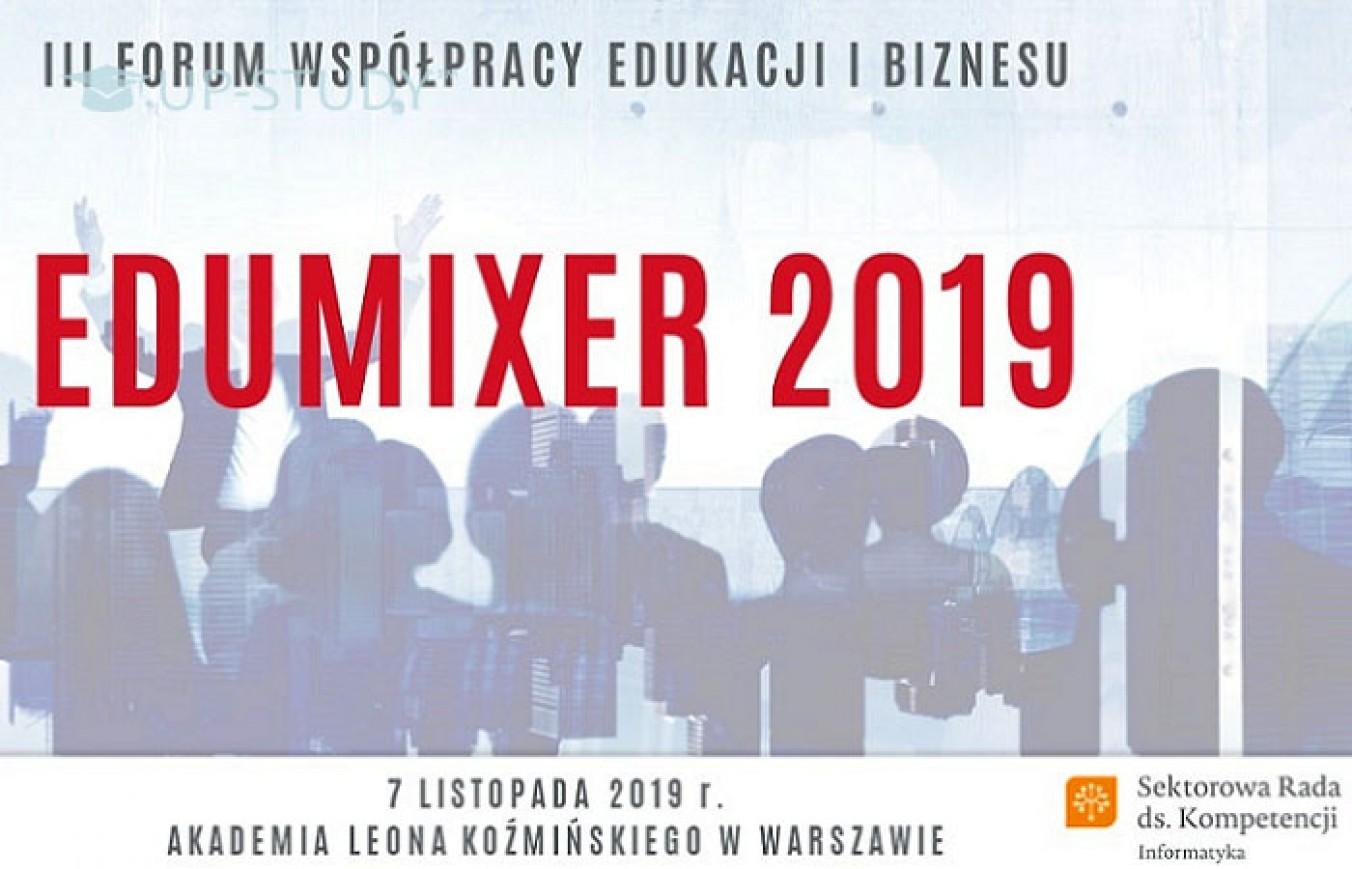 EDUMIXER 2019 — інформація про подію