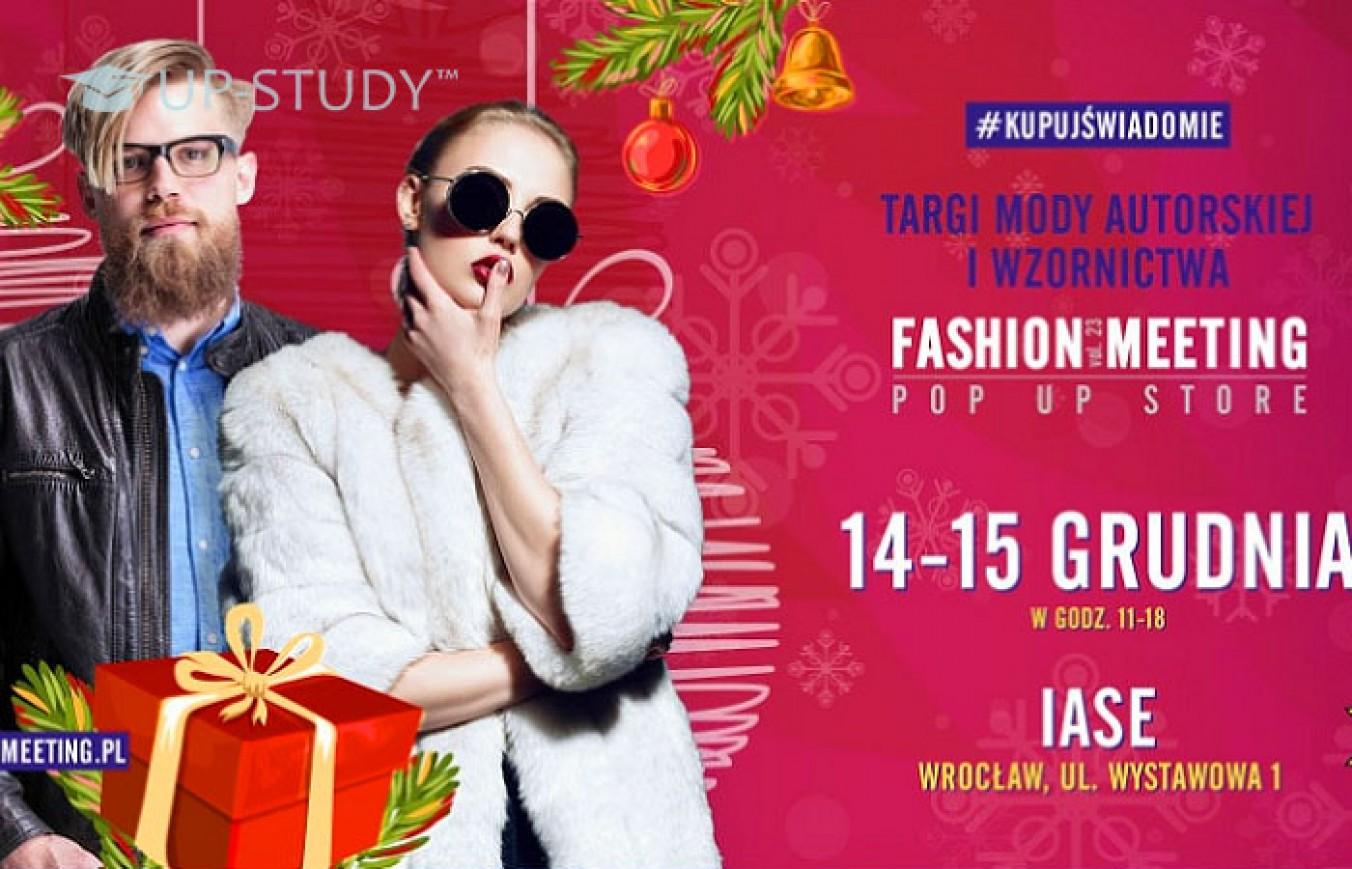 23 Fashion Meeting во Вроцлаве 14 и 15 декабря