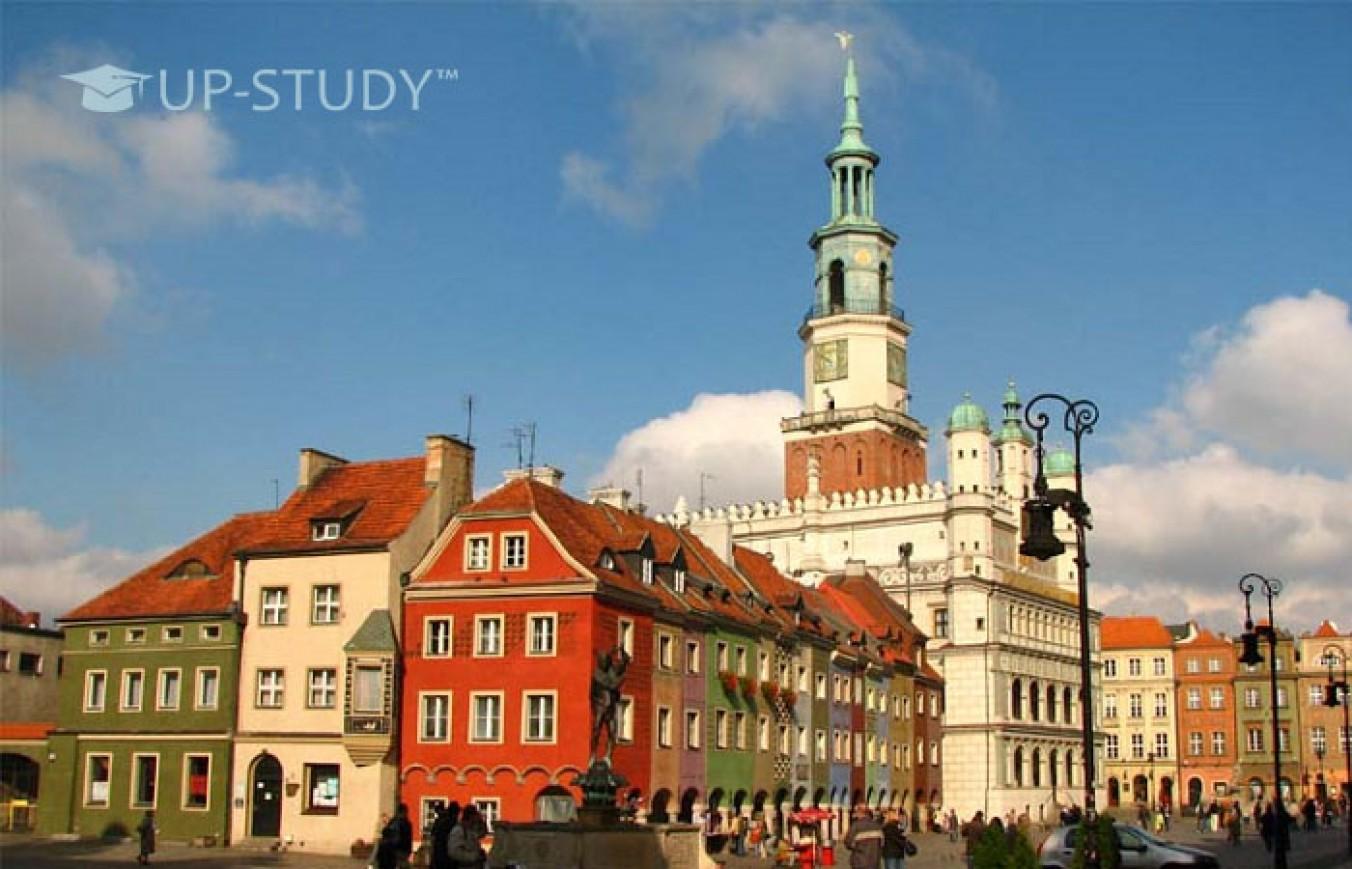 Де краще вчитися за кордоном? Огляд міст Польщі
