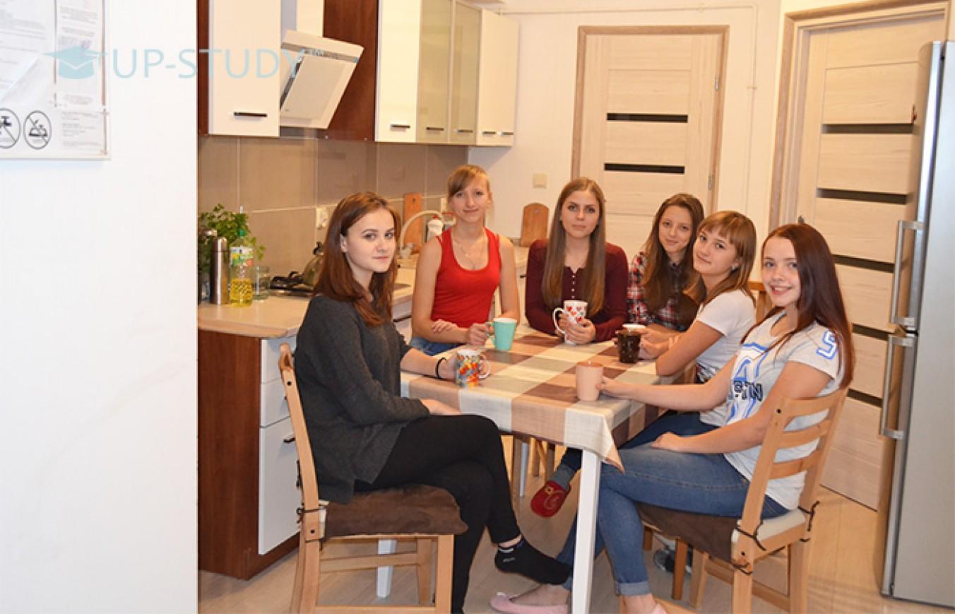 Квартири у Варшаві для студентів