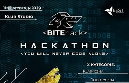 BITEhack 2019 — 24-годинний хакатон у Кракові