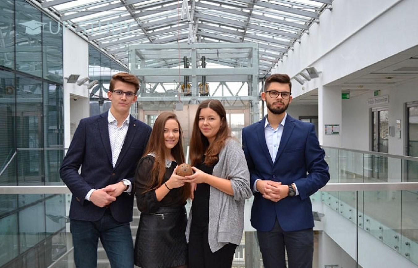"""Студентський будівельний конкурс """"КОКОС"""" 2020 року — правила та курс"""
