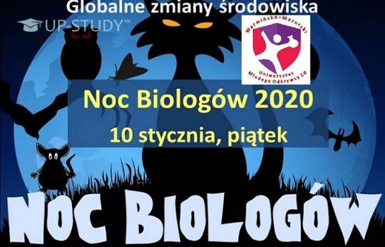 «Ніч біологів» 2020 року у Гданському університеті — інформація про захід