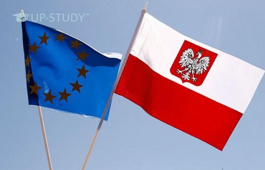 Національна віза в Польщу при безвізовий режим