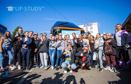 Перший пішов. Виїзд студентів UP-STUDY на навчання до Польщі