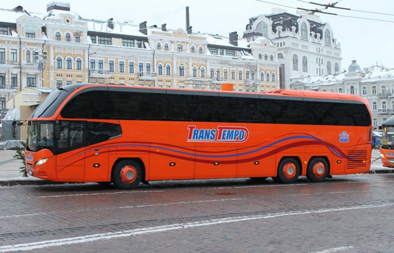 Знижка 20% на автобусні рейси до Польщі і назад від Парнера UP-STUDY