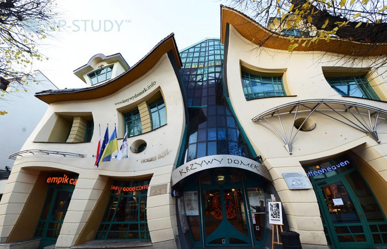 Архітектура. Огляд і рейтинг спеціальності