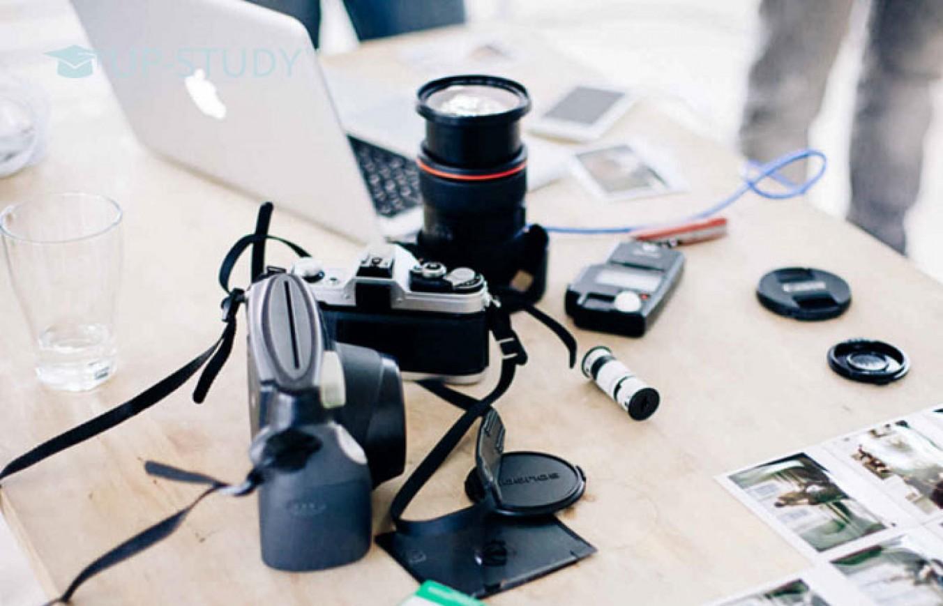 Навчання фотографії за кордоном. Куди поступити?