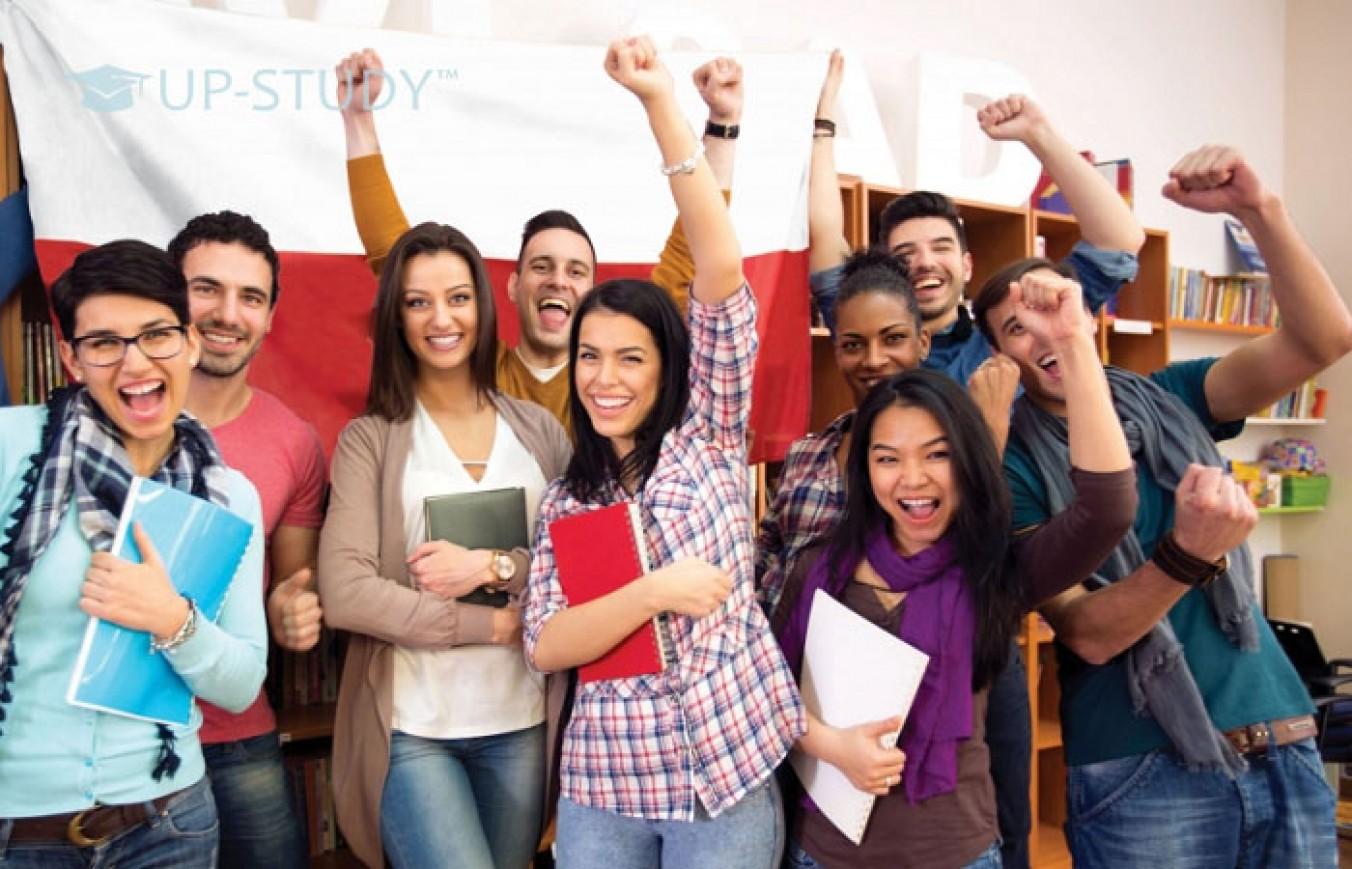 Хочу вчитися за кордоном. Навчання в Польщі