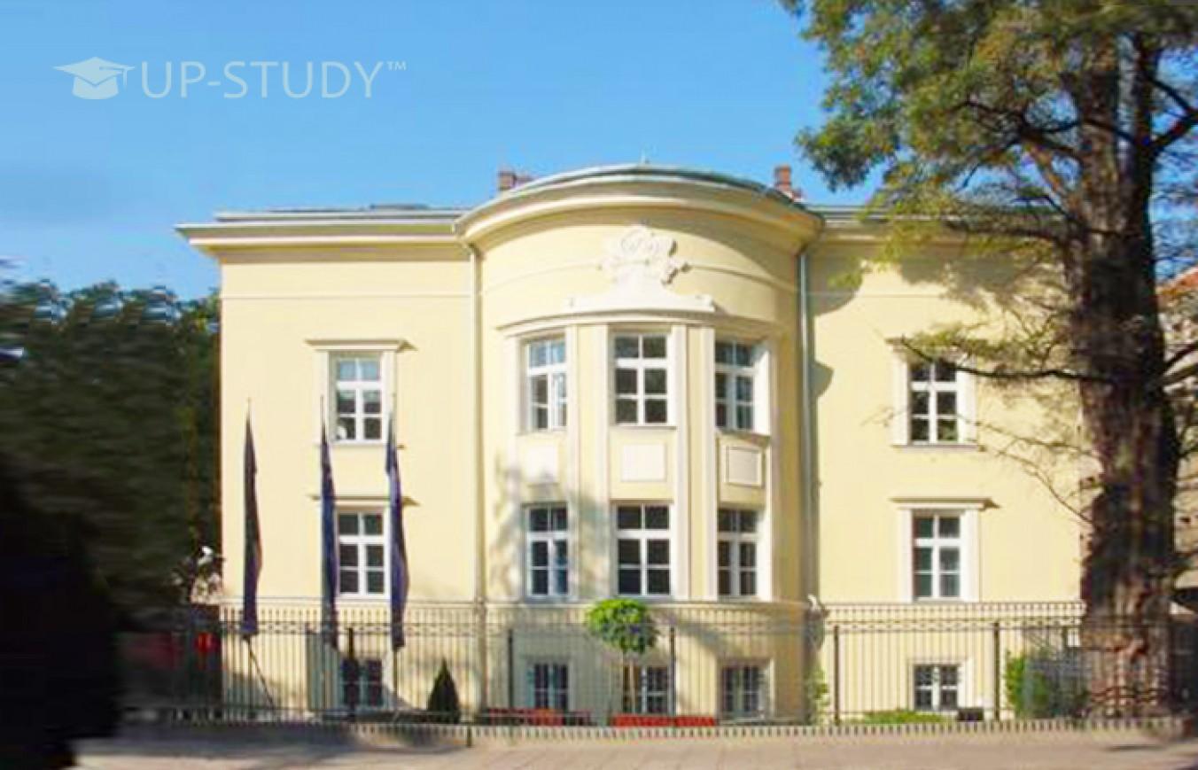Вартість навчання в Академії Суспільних Наук у Кракові