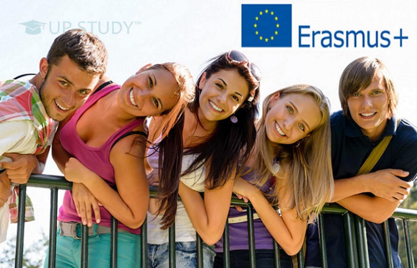 Програма обміну Erasmus. Особливості програми