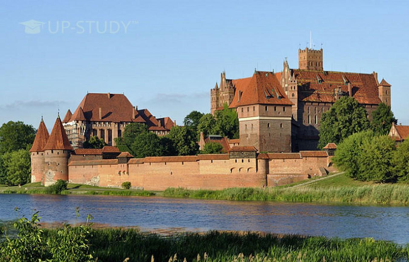 Найбільш цікаві місця для навчання в Польщі серед українських студентів