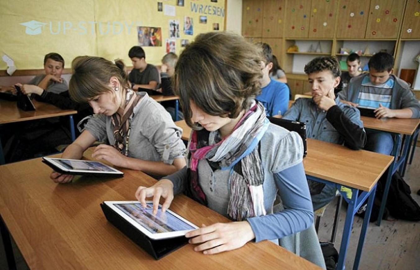 Мегашвидкісний інтернет в польських школах. Проект запрацює через 2 роки