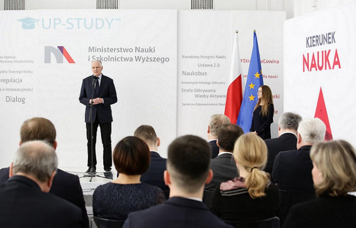 Стрімка інтернаціоналізація науки в Республіці Польща