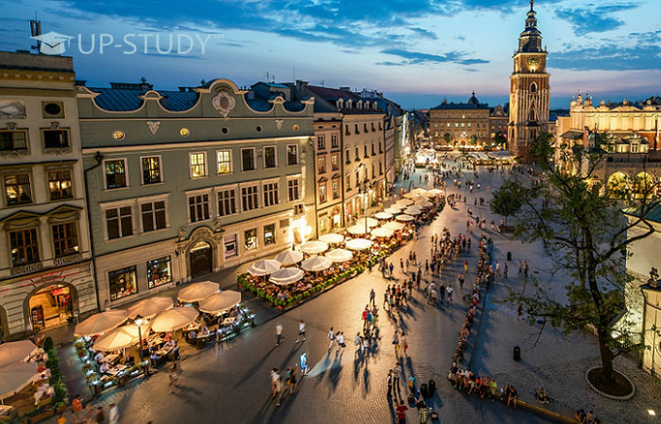 Які місця відвідати в Кракові, щоб зробити вдалі фото для Instagram?