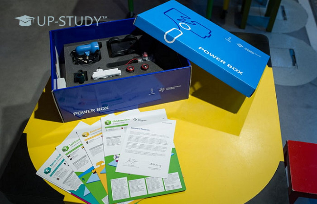 Яким чином ящик, повний експериментів, допоможе учням польських освітніх установ?