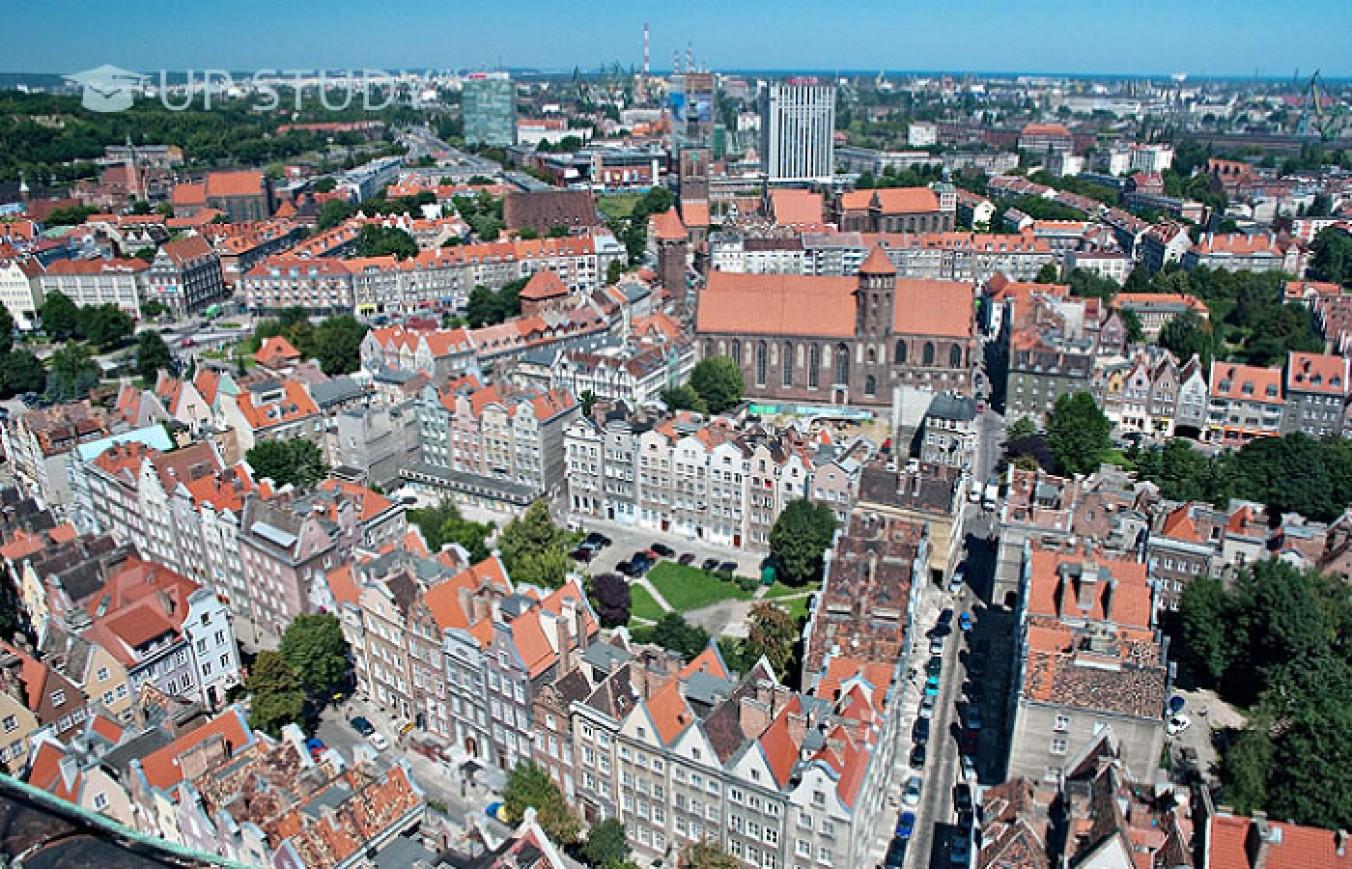 Вражаючі місця в Гданську. Як провести дозвілля з користю?