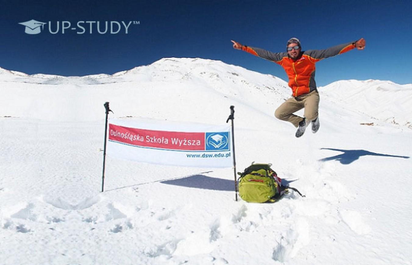 Проводиться зимовий набір на навчання в Університеті Нижньої Сілезії та інших польських ВНЗ