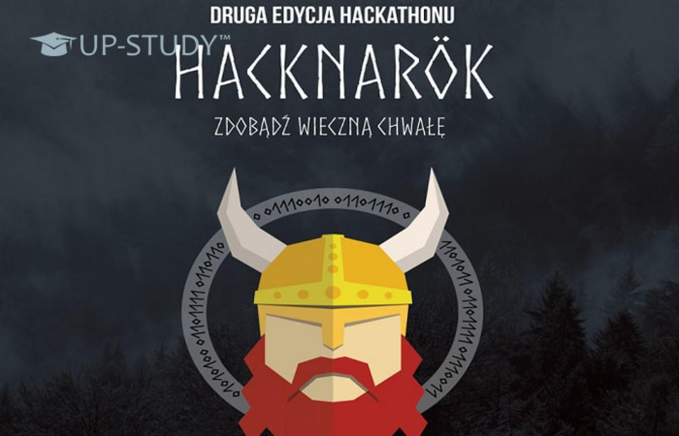 Хакнарок йде! Візьміть участь в 24-годинному Hacknarök