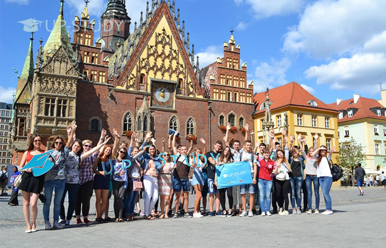 Ознайомлювальний тур по ВНЗ Польщі: Варшава та Вроцлав