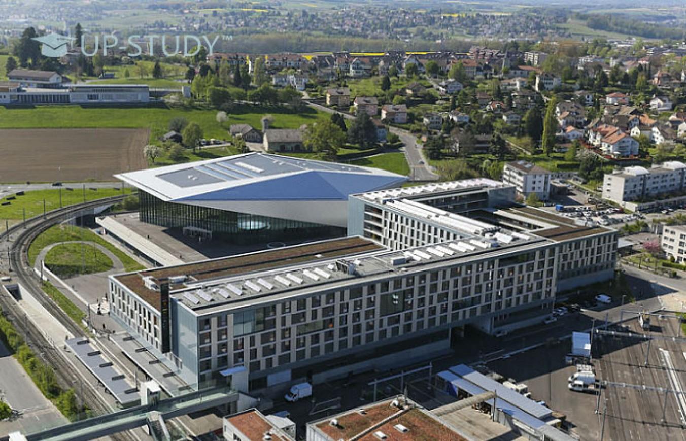 ТОП університетів світу: Федеральна політехнічна школа Лозанни (Ecole Polytechnique Fédérale de Lausanne (EPFL)). Огляд університету