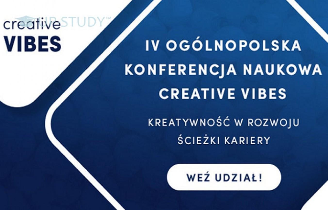 Конференція Creative Vibes — дізнайтеся про події у Лодзинському університеті!