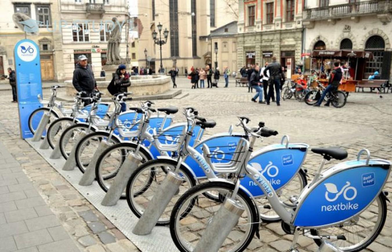 Як скористатися велопрокатом студентам у Польщі